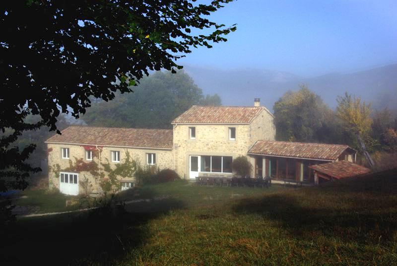 location gite rural drome